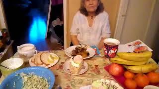 День рождения бабы Маши!!!