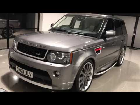 range rover sport 2012 autobiography style facelift conversion autolab uk blackburn youtube. Black Bedroom Furniture Sets. Home Design Ideas