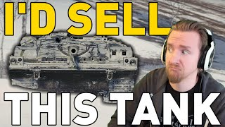 I'D SELL THIS TANK - World of Tanks