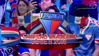 Gol e Minutos Finais do Campeão da Série B 2018 | Avaí 0x1 Fortaleza - Web Rádio CI