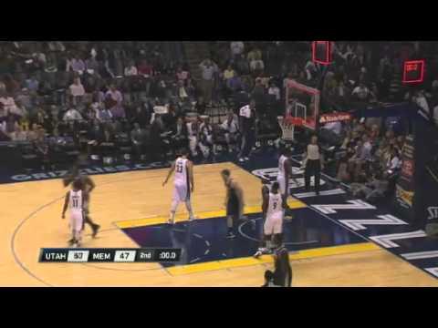 incredible-william-hits-3-pointer-|-utah-jazz-vs-memphis-grizzlies-|-11/05/2012-|-nba-season-2012-13