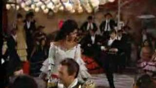 Grace BUMBRY - Carmen - Gypsy Song (Les tringles)