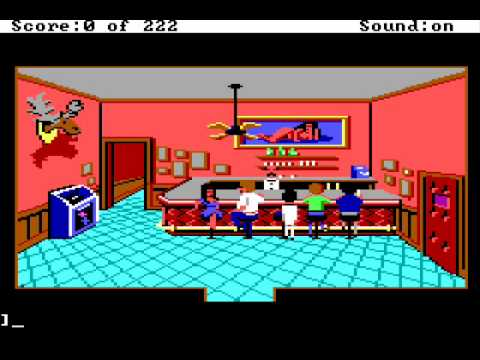 Let S Co Op Leisure Suit Larry Part 1 We Fumble Around Youtube It was published by sierra from 1987 to 2009, then by codemasters starting in 2009. youtube