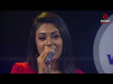 Akashe Batashe Chol Sathi    Bangla Romantic Song   Best of Walton Asian Music