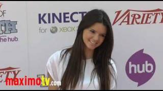 KENDALL JENNER at 4th Annual Power of Youth Event