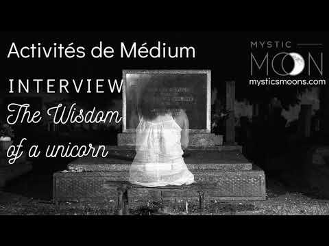 Episode 3 : activités de médium - contact défunts, passage d'âme, ...