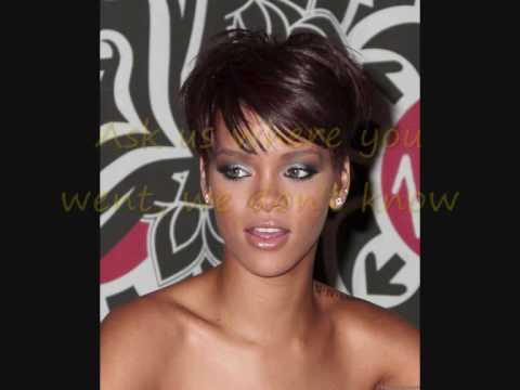 Rihanna Good girl gone bad (lyrics)
