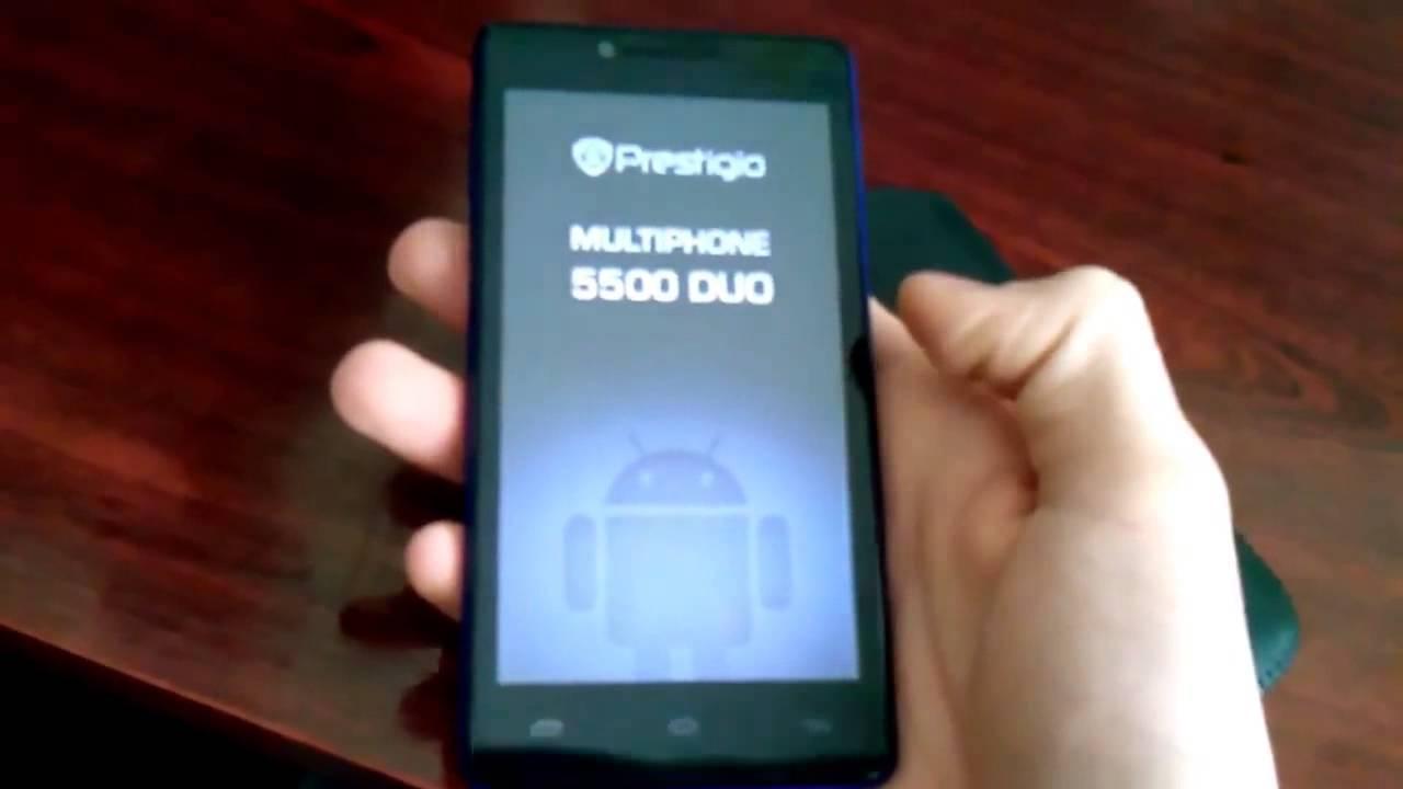 Скачать прошивки для prestigio pap5500