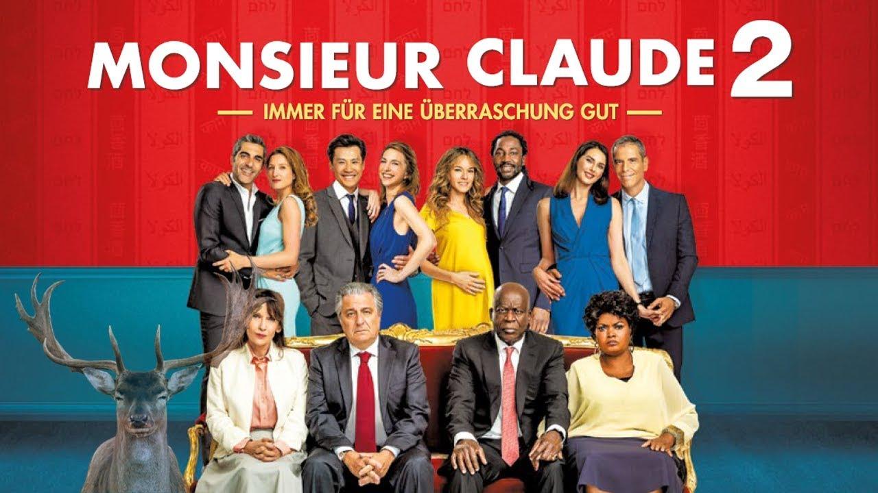 Monsieur Claude 2 Trailer