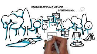 Dulu Kita Masih Remaja - OST Dilan 1990 [Animation Lyrics Version - 2018]