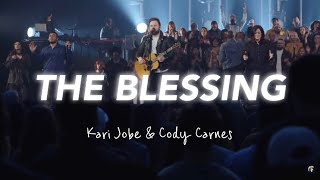 The Blessing (Lyrics) by Kari Jobe & Cody Carnes | Live from ElevationBallantyne | ElevationWorship