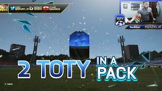 2 TOTY EN PACK OPENING...ÉPICO, BRUTAL !!!! FIFA 16   DjMaRiiO