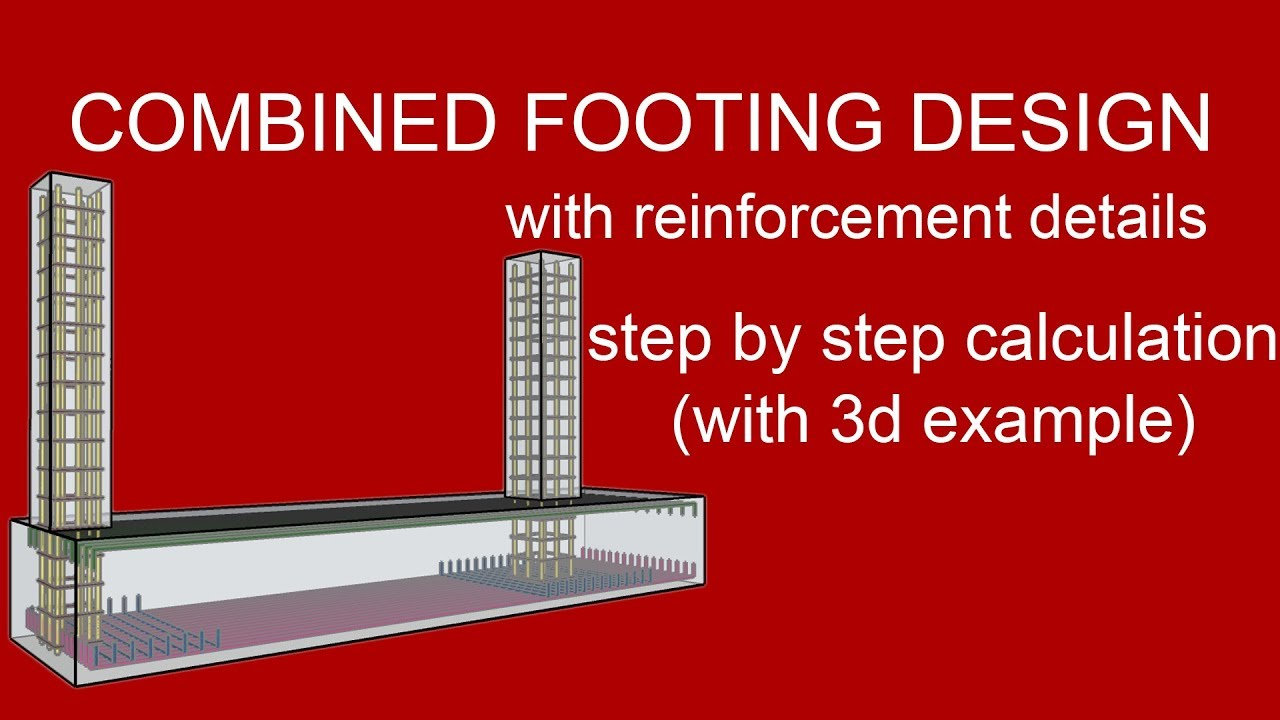 Isolated Footing Reinforcement Detailing T