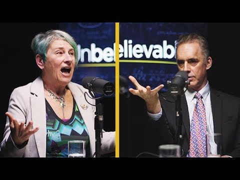Jordan Peterson Debates Atheist Susan Blackmore Who Says Life Is Meaningless
