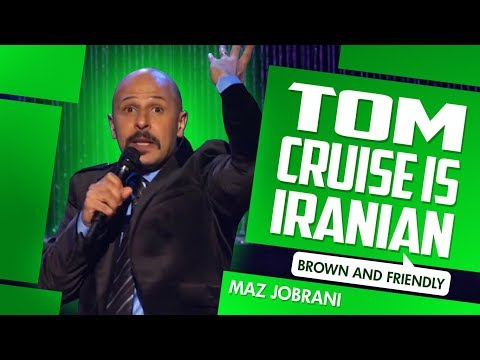 """Tom Cruise Is Iranian"" 
