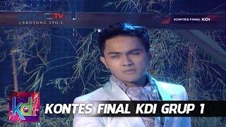 """Yogie """" Pagar makan Tanaman """" Bukittinggi - Kontes Final KDI 2015 (23/5)"""