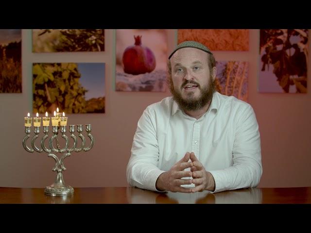 5th night by the Candles – Rabbi Shlomo Katz