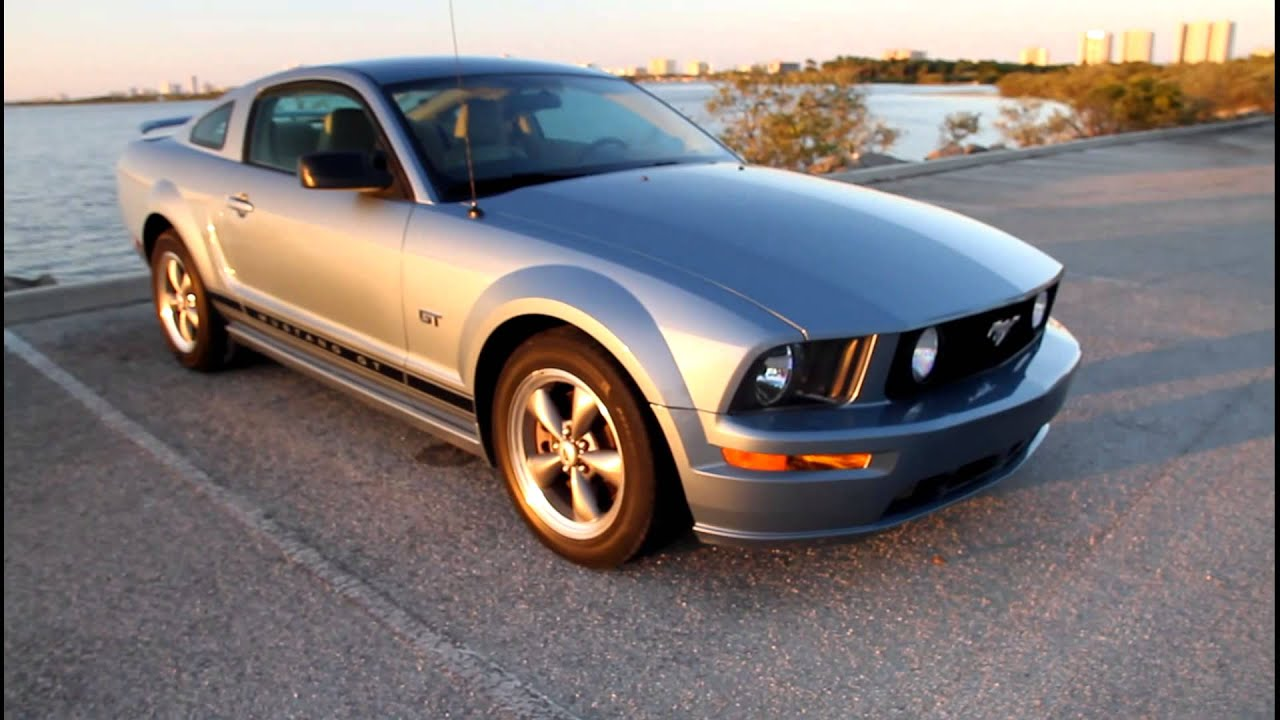 For sale 2006 ford mustang gt v8 coupe premium 12 999 price slashed