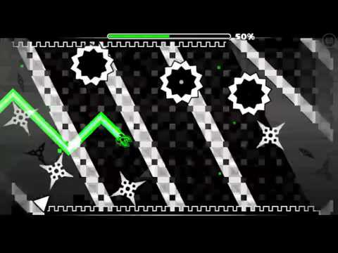 Classical! Geometry Dash Really Challenging Demon!