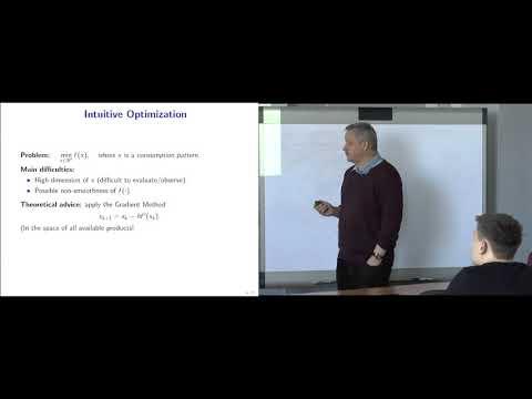 Modern Algorithmic Optimization - lec.10