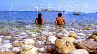 Sóis, Luas e Dinossauros | SALEMA - SAGRES, a pé |Costa Vicentina, ALGARVE |Portugal| TANTO MAR Ep14