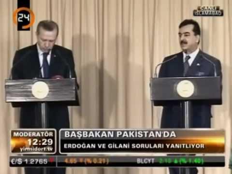 Basbakan Erdogan-Gilani Ortak Basin...