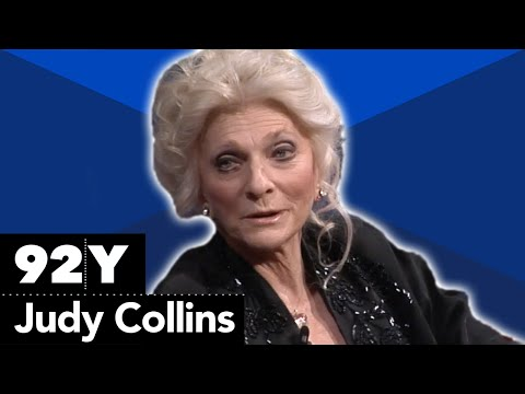 Judy Collins in Conversation with Anthony DeCurtis with Special Guest Ari Hest