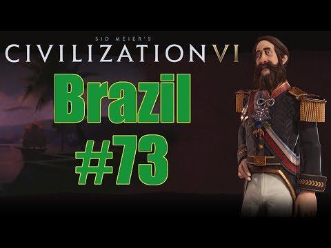 Civilization VI - Brazil - Deity - Part 73
