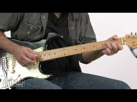 In Deep with Hendrix Rhythm Guitar Part 2