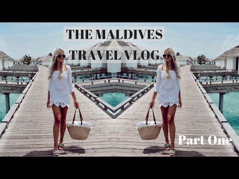 The Maldives Travel Blog - Part 1 | Louise Cooney