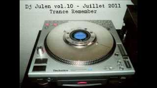 Nitro Deejays - Dj Julen vol.10 - Juillet 2011 - Trance Remember