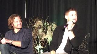 spn dc con 2016 j2 panel the j s and rob benedict discuss how they dealt with the j s pranks and g