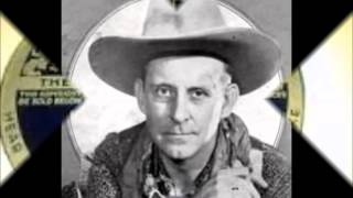 Early Carson Robison - I'm An Old Cowhand (From The Rio Grande) - (1936).