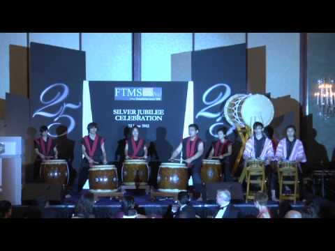 FTMSGlobal 25th Anniversary Gala Dinner @ Shangri-La Hotel Part 1