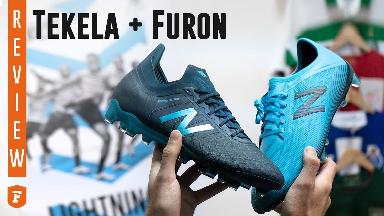 Are New Balance the most underrated football boots on the market? NB Tekela V2 & Furon V5 REVIEW
