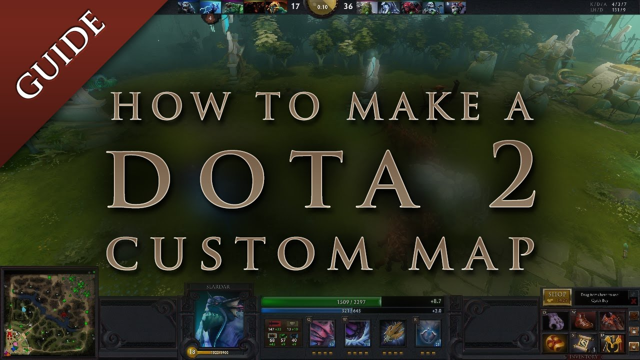 How to make a map in dota 2 with steam workshop mod tools youtube how to make a map in dota 2 with steam workshop mod tools gumiabroncs Image collections