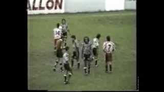 TALLERES RE 1 vs el porvenir 1 - 1era B 1997/98