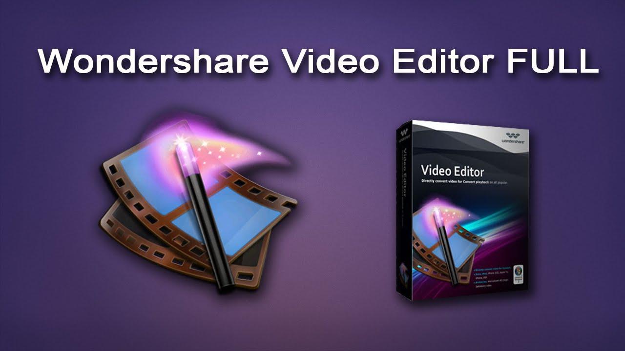wondershare video editor mediafire