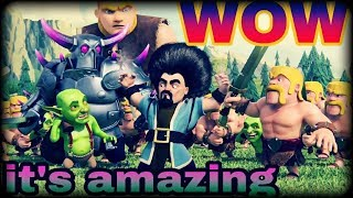 CLASH OF CLANS LIVE STREAM 🔴 || FWF || FUN WITH FRIENDS || COC ||