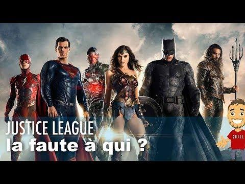 Justice League : la faute à qui ? Warner ? Snyder ? Whedon ? - JT Geek #19