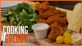 Greg Miller's Chicken Wings - Cooking With Greggy