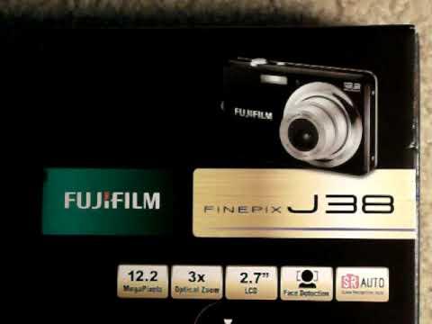 FUJIFILM FINEPIX J38 TREIBER