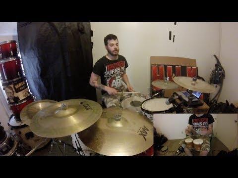 SallyDrumz - Avenged Sevenfold - Malaguena Salerosa Drum/Bongo Cover
