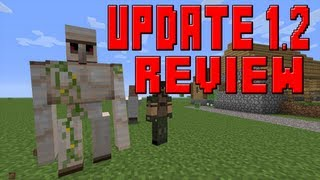 Minecraft 1.2 Update Review (HD)