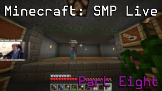 CallMeCarson VODS: Minecraft SMP Live (Part Eight)