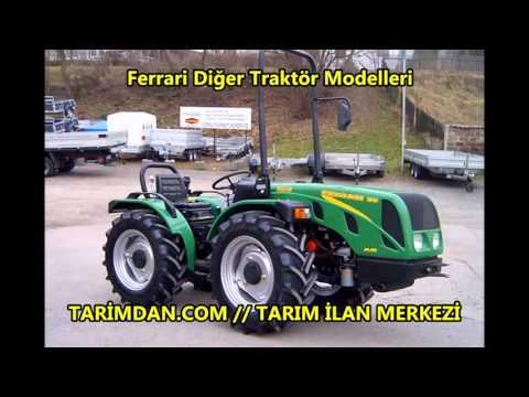 Ferrari Diğer Traktör Modelleri