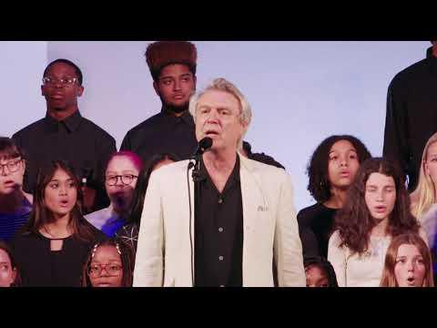 David Byrne - One Fine Day With Brooklyn Youth Chorus @ National Sawdust 2019 Gala