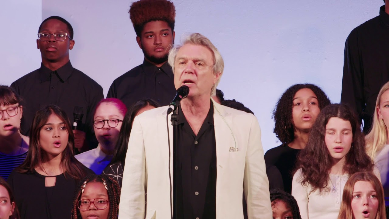 One Fine Day: Moses, David Byrne, and the People of God