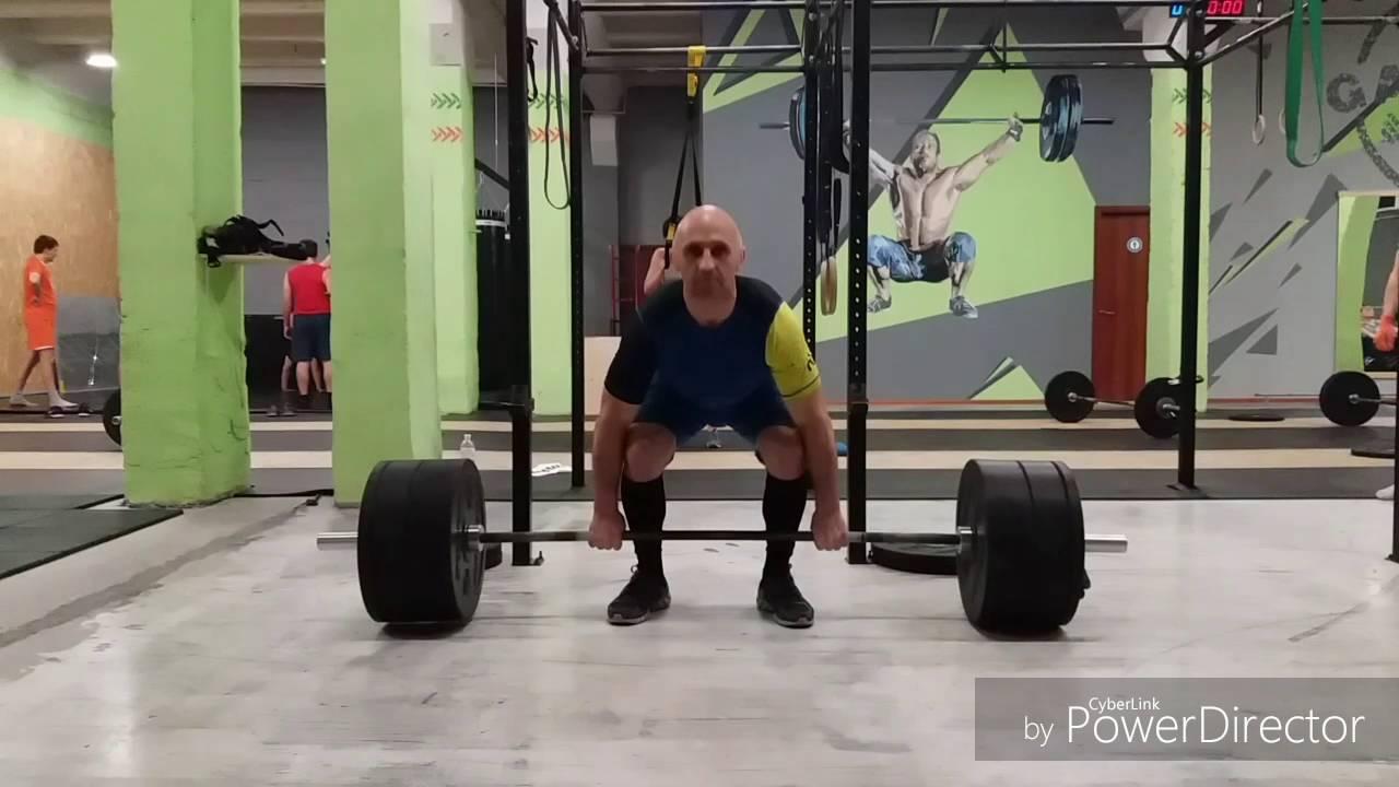 Кросфіт Львів lviv garage gym dead lift youtube