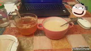 Vlog #5 Питьевая диета / какой суп - пюре лучше?